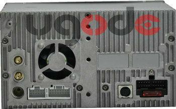 ugode auto radio DVD GPS navigation for Nissan Pathfinder 2005-2010 AD-6080