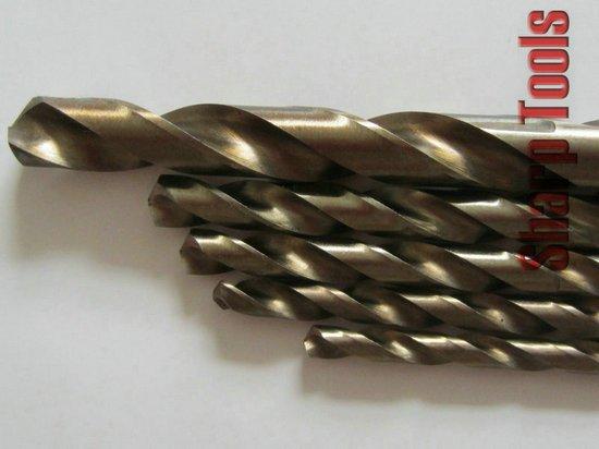 Cobalt Metal Drill Bits Cobalt Hss Drilling Tool Bits