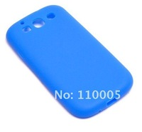 2 pcs silicon cover Free Shipping Mobile Phone Silicon Case  For Samsung Galaxy S3 i9300