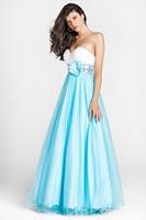 Платье на выпускной Line Straapless AE0980