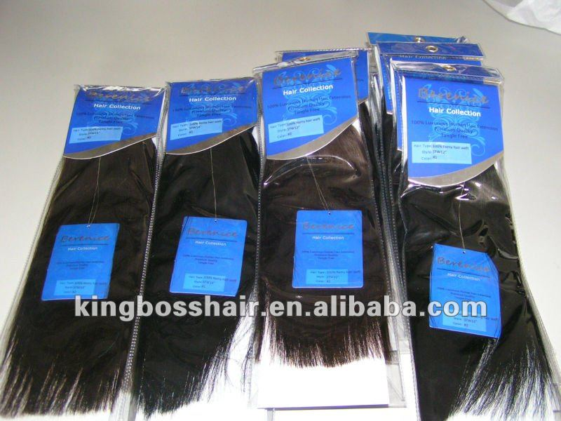 Top quality remy human hair extension