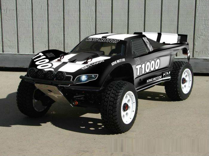 Rc auto mit benzinmotor gt t1000 2 4g rc car
