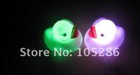 Игрушки с подсветкой мигать резиновая утка ванны игрушки