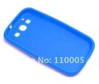 Чехол для для мобильных телефонов 2 pcs silicon cover Mobile Phone Silicon Case For Samsung Galaxy S3 i9300