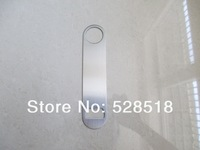 Потребительские товары 20pcs/lot Stainless Steel Bartender Flat Bottle Opener Speed Bottle Opener Bar Bottle Opener No Logo