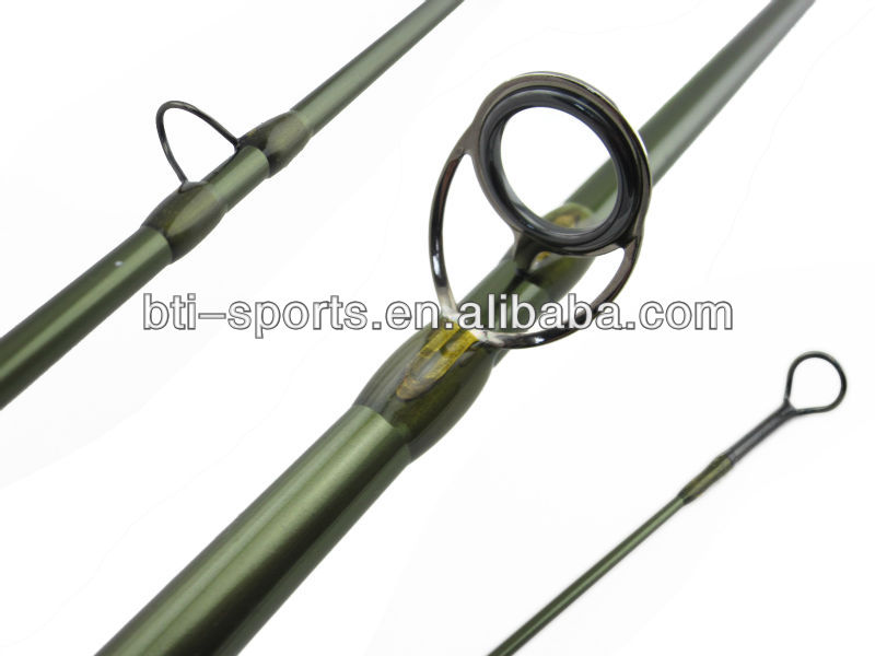 high quality double handed switch fly rod