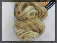 Шиньон 2Colors U-pick New Fashion Girl's Hairpiece Long Wave Claw Clip Ponytail Hair Extensions Clip In WS-11