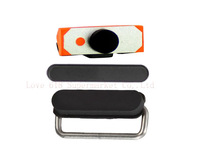 Free shipping Original New Repair Parts 3pcs/set Power/Mute/Volume Button For ipad 3