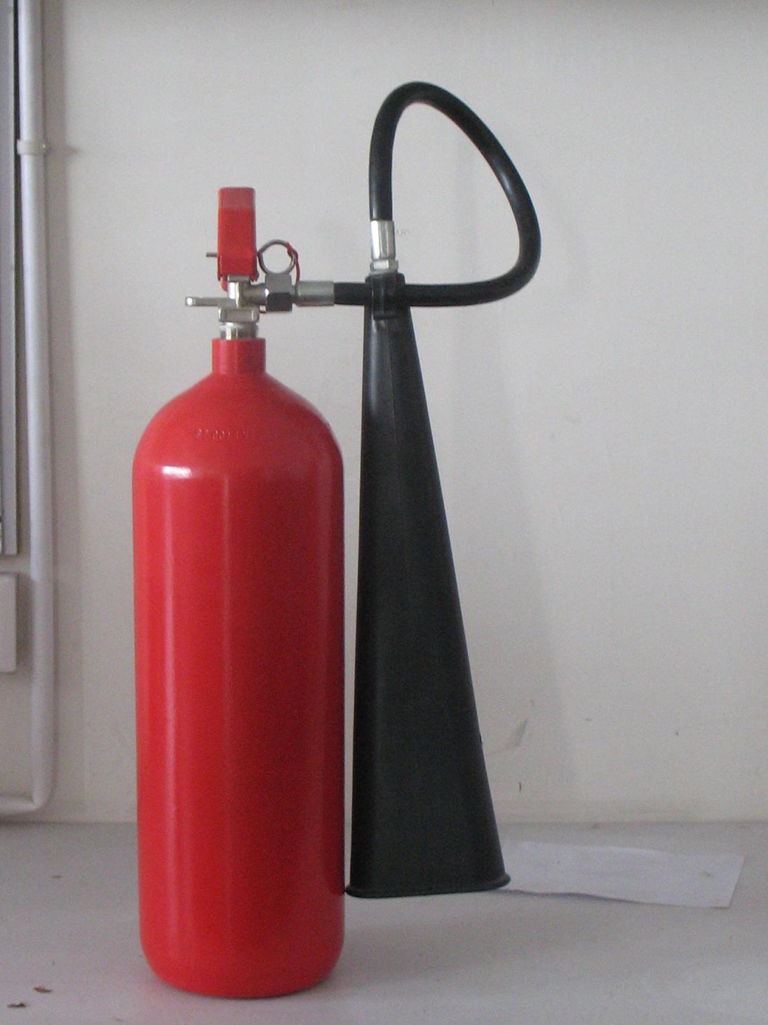 Alat pemadam; CO2 (sumber: www.alibaba.com)