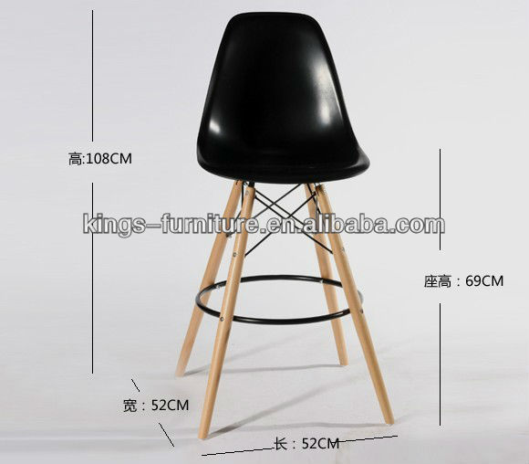 Counter Height Eames : Eames Plastic Bar Stool - Buy Eames Plastic Bar Stool,Charles Eames ...