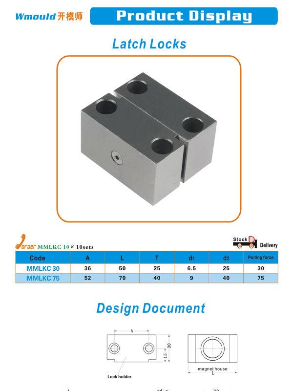 HASCO standard mold parts