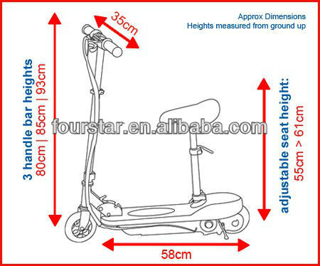 WHOLESALE ELECTRIC SCOOTER SX-E1013-120