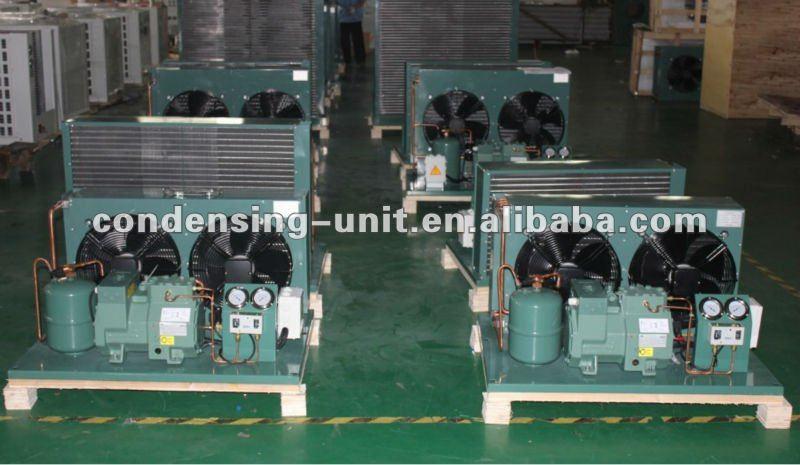 air cooled bitzer compressor condensing unit