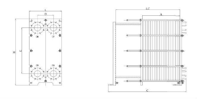 steam water heat exchanger