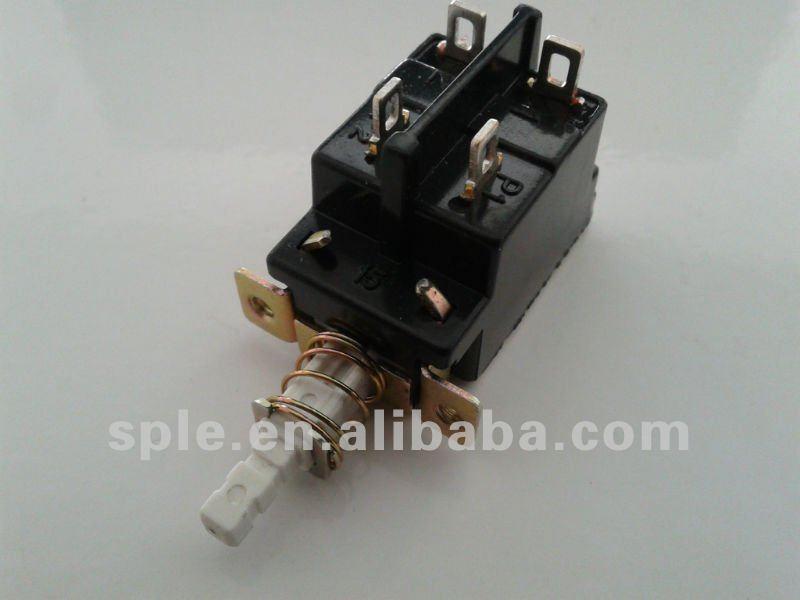 SPDT Push button Power Switch KDC-A04
