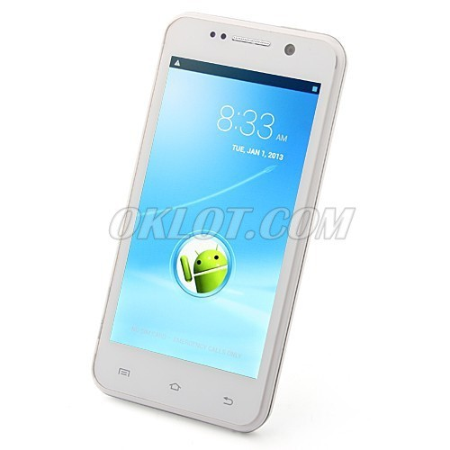 New original ThL W100S phone mtk6582M 1.3GHZ Quad Core Android 4.2 1G RAM 4.5 Inch QHD Screen
