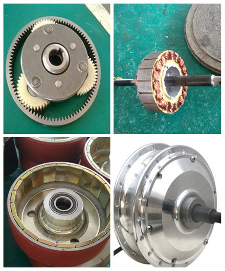 Diy electric bicycle kit e bike hub dc motor kit electric for Fastest electric bike hub motor