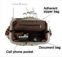 Вечерняя сумка Fashion Skull Knuckle Ring Leopard Handbag Shoulder Tote Party Evening Bag Clutch