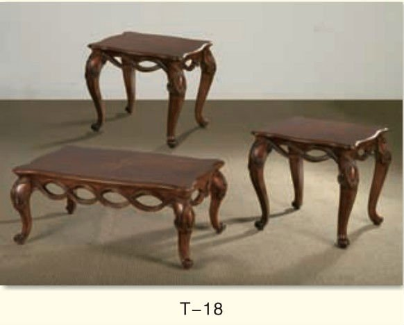 Antique Wooden TV Stand Coffee Table Sets View Coffee Table Sets