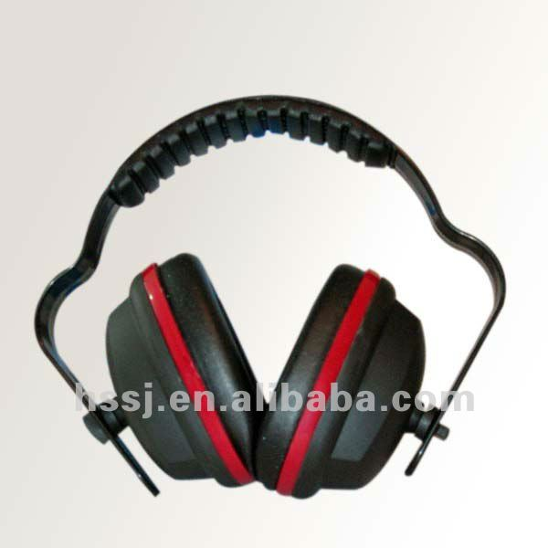 2014 noise reduction reinforced headband safety earmuffs hearing protection ear protection