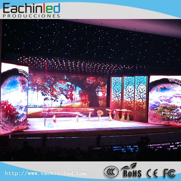 Indoor Die Casting Alumium LED Display Screen (1)