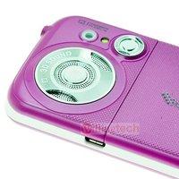 Мобильный телефон 2011 unlocked phone mobile cell phone 3sim original phone Purple