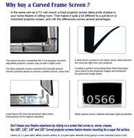 Проекционный экран ICON 120 HD 16:9 /3d CF120
