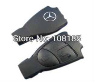 benz smart key shell 3-button