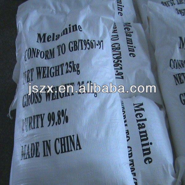 melamine 99.8% powder