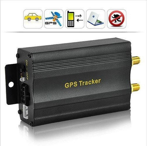 May Promotions! Vehicle GPS Tracker and alarm system real time tracking by SMS and Platform GPS-VT103
