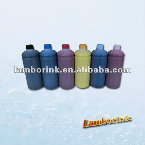 DTG white INK Textile Pigment Inks for printing onto cotton print garment