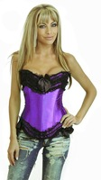 Корректирующий женский топ Fast Delivery Women Clothing 2012 Hot Selling Sexy lingerie Overbust Corsets 2685