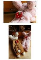 Сумка для канцелярии RilakkumaEasily bear Play the Bunny Plush Pencil Case Plush Pencil Case O1215 Rilakkuma Bear