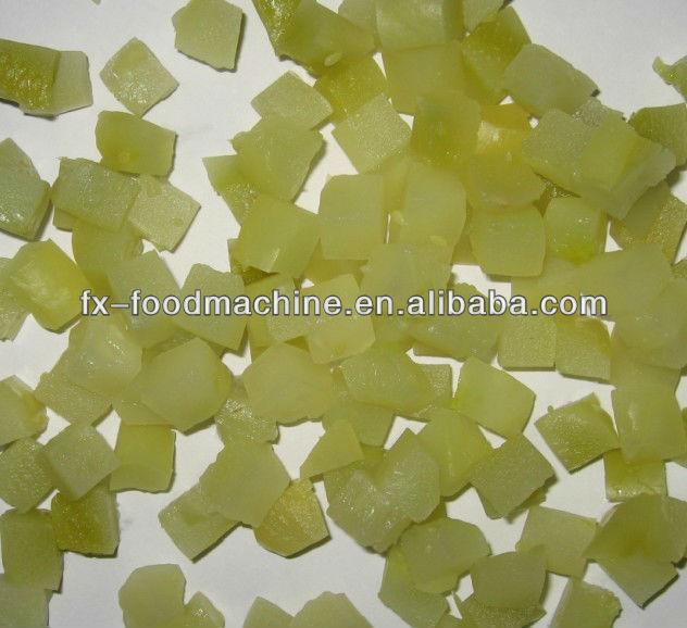 CD-800 Carrot Dicing Machine (#304 Stainless Steel) 500-800KG/h, TEL:0086-18902366815, SKYPE: selina84828