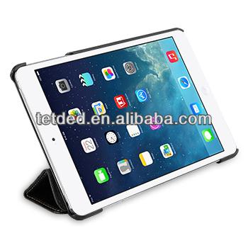 OEM Premium Leather Case for Apple iPad mini with Retina display -- Quimper (LC: Black)