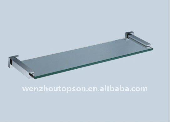 Hacer Estantes Para Baño:estante de vidrio para cuarto de baño-Estanterías y Estantes