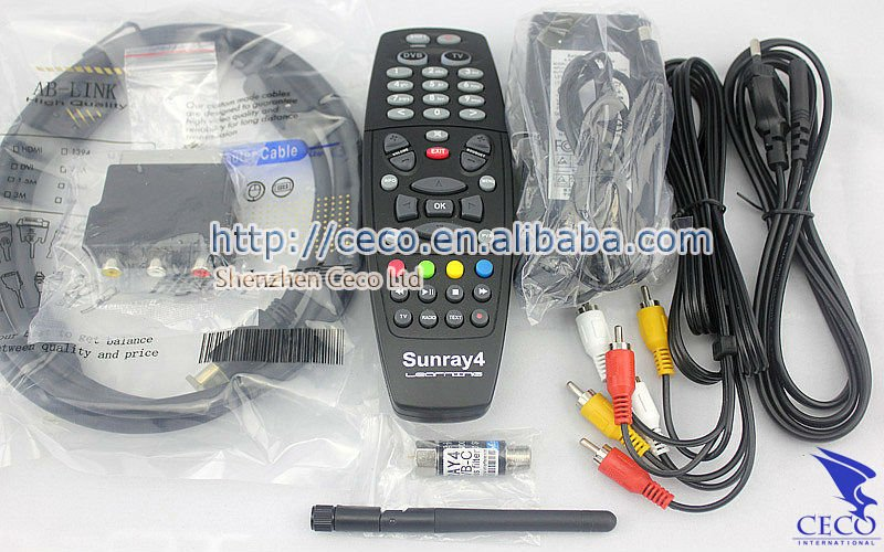 New DVB 800 SE Sunray 800 se SR4 support wifi 800 hd se D6 3 tuner in 1 HD Linux OS Sunray 800 hd se satellite recevier