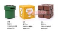 Wholesale Retail Free shipping 3pcs/set Super Mario Bros Luigi Mario Action Figures Toys Doll[CWZ0429(3)]