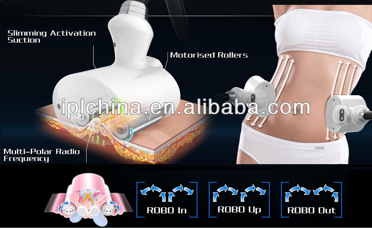 電動スクリーン15'toucheswt衝撃波rf真空脂肪セルライトマシン仕入れ・メーカー・工場