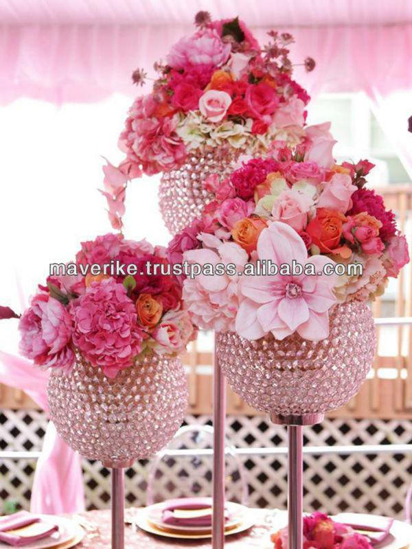 Candlestick Flower Centerpieces Flowers Healthy