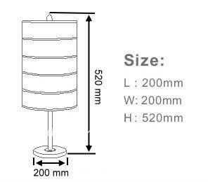 2013 mais recente estudo candeeiro de mesa/lâmpada de mesa/lâmpada pequena mesa