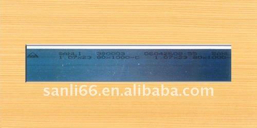 Knife 2 pt cutting rules 23.8x0.71mm in 1 box 100 m