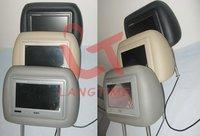 Автомобильный видеорегистратор T7169 - 7 inch headrest lcd monitor with IR-high resolution 800*480