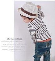 Толстовка для мальчиков Boys Stripes + cowboy piece fitted boy's suit