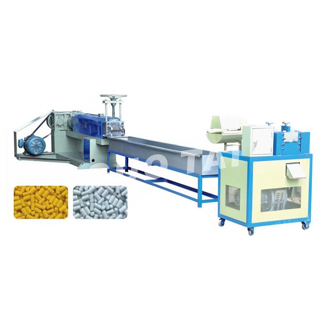 D chets machine de recyclage du plastique en plastique le machine granulateur - Machine a recycler le plastique ...