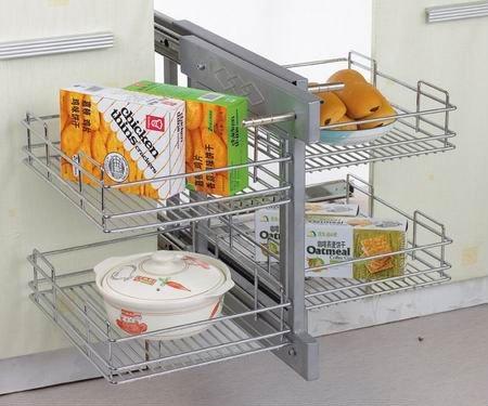 Hpj711 Soft Closing Cabinet Magic Corner Basket Buy