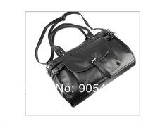 Сумка через плечо Hot-selling casual big pocket vintage fashion bag cool buckle pocket 2way women's handbag H068