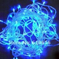 Рождественские украшения BLUE LED LIGHT 10M