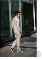 Free shipping men's wear suit men sport leisure health clothes men sport suit 688-wz006F65