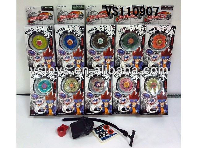 New Design super power beyblade top